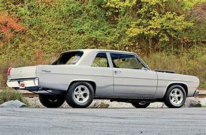 1967 Plymouth Valiant - A Tale Of Four Rookies