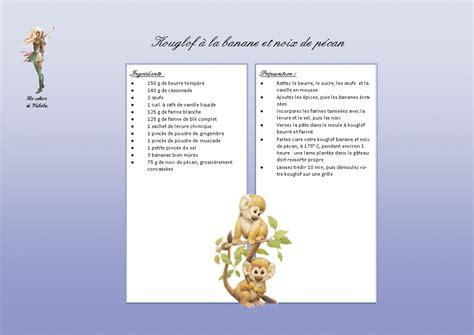 coloriage recette de cuisine les cahiers de valeska page 86