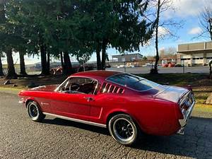 1966 Mustang 2+2 Fastback - Classic 1966 Ford Mustang for sale