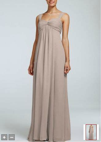 biscotti color davids bridal in biscotti bridesmaid dresses