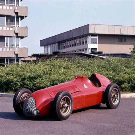 Alfa Romeo 158 by Alfa Romeo At Its Best The Alfetta 158 159