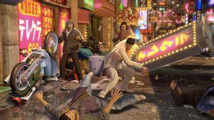 yakuza   pc mod brings  visual