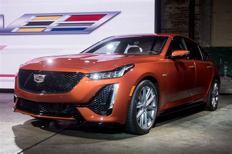 what will cadillac make in 2020 2020 cadillac ct5 v higher performance ish news