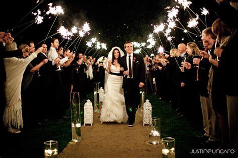 Black, White & Red Nighttime Wedding {part 2}