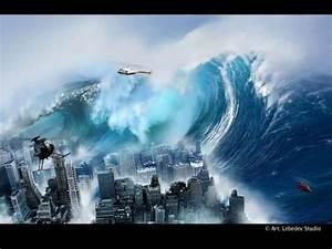 World Biggest Tsunami In History - YouTube
