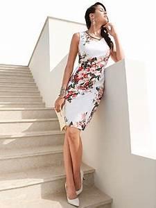 robe elegante confortable grande taille des 50 ans With tapis chambre bébé avec pantalon fleuri fluide