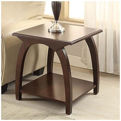 big lots furniture end tables cherry end table with curved legs big lots