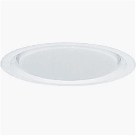 6 quot white lensed shower light recessed trim at menards 174
