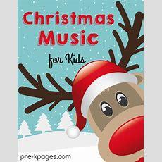Christmas Music For Preschool Kids  Prek Pages