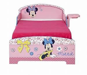 Minnie Maus Bett : kinderbett 70 x 140 cm minnie mouse maus m dchen bett mit schubboxen disney ebay ~ Watch28wear.com Haus und Dekorationen