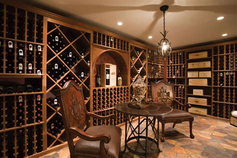 Custom Wine Cellars Va Dc  Hdelements  Call 5714340580. Vinotheque. Yellow Area Rug. Red Shutters. Solid Core Doors. Door Trim Styles. Large Kitchen Sink. Kitchen Lighting. Martha Stewart Closets