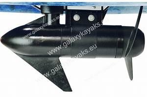 Motor Electrico 12v - 44lb Para Wahoo S Fishing Kayak