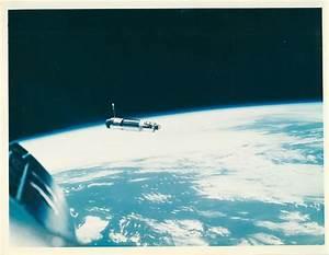 Vintage NASA Gemini Space Mission Photos
