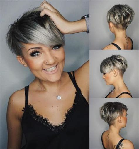 70 Cool Pixie Cuts for 2018 ? Short <a href=