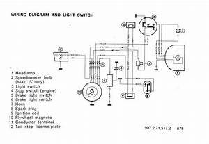 Re  Puch Maxi N Tail Light  U2014 Moped Army