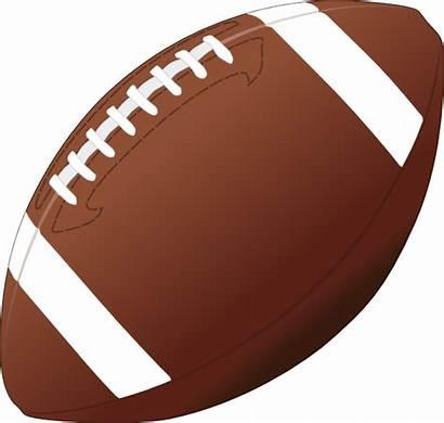 Football American Clip Clipart Vector America Clker