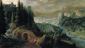 Mountainous Landscape with Venus and Adonis - Verhaecht ...