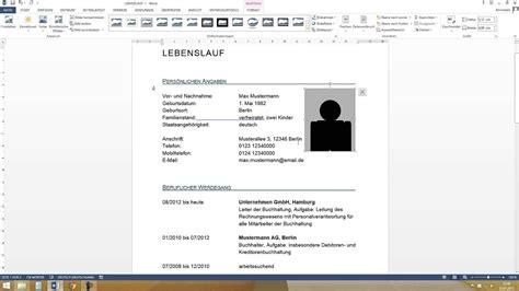 Vorlage Lebenslauf Word by Word Foto In Lebenslauf Einf 252 Ohne Text Zu
