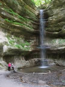Starved Rock State Park Waterfalls