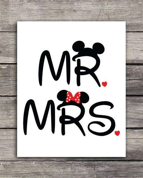 mickey  minnie wedding graphics