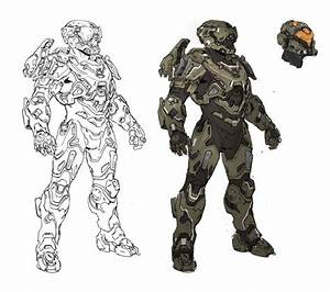 Halo 5: Guardians Concept Art by Kory Lynn Hubbell ...