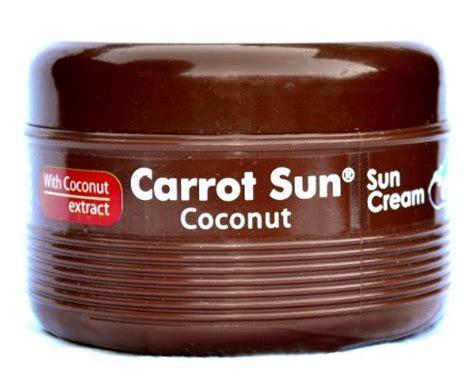 cuisiner avec l huile de coco carrot sun activateur et accélérateur de bronzage avec l