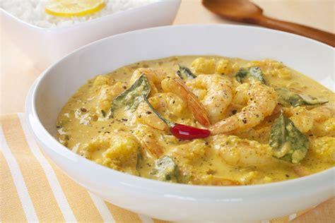 recette de cuisine avec des crevettes curry de crevettes le cook processor au quotidien