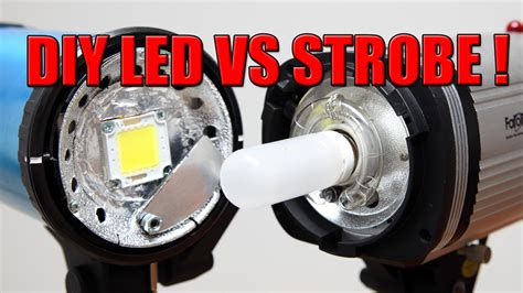 continuous lighting vs strobe photography using continuous lights led vs studio