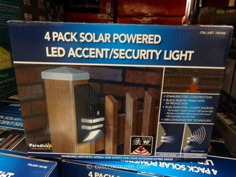 costco solar lights paradise dual function solar led light