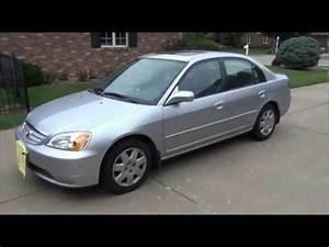 Honda Civic 2002 : 2002 honda civic ex in depth tour youtube ~ Dallasstarsshop.com Idées de Décoration