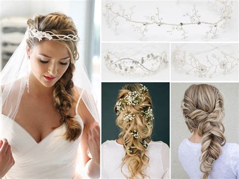 Wedding Hair Styles For Vines