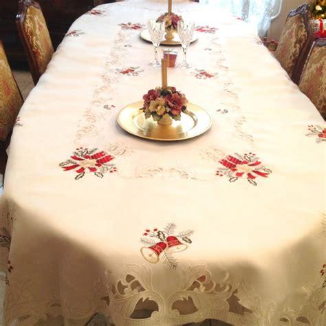 nappe de cuisine nappe ovale noel table de cuisine
