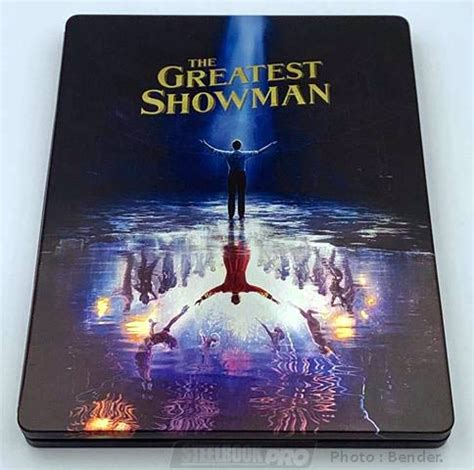 The Greatest Showman (4K+2D Blu-ray SteelBook) (Collector ...