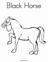 Coloring Horse Pages Barrel Racing Horses Unicorn Clipart Worksheet Coop Chicken Animals Bat Brown Popular Twistynoodle Noodle Library Farm Wild sketch template