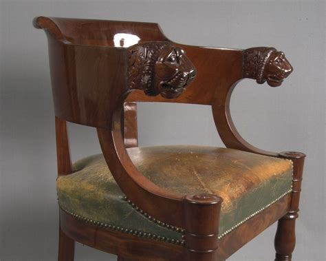 fauteuil bureau ancien fauteuil ancien restauré urbantrott com