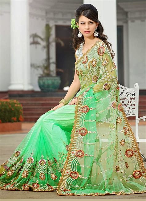 Latest Indian Saree Designs 2017 Images, Pictures Collection