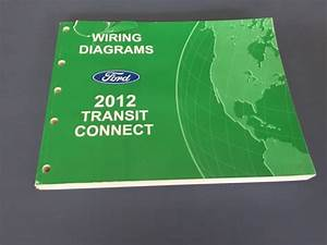 2012 Ford Transit Connect Service Shop Repair Manual
