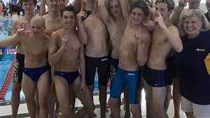 Boys Swim Team Wins 2nd Straight Sectional Title Delta