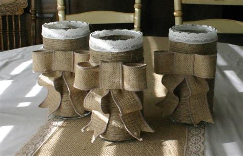 diy burlap home decorations
