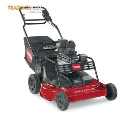 "Toro Turfmaster Commercial 30"" Self Propelled Lawn Mower"