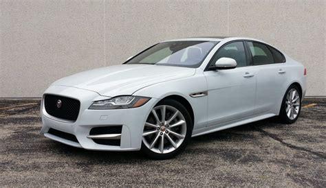 test drive  jaguar xf  sport  daily drive