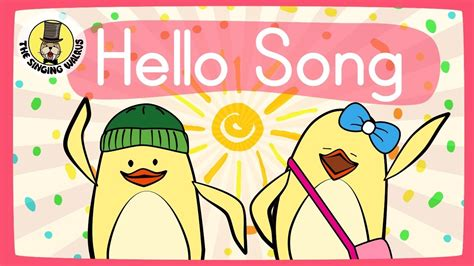 good afternoon song preschool hello song for greeting song for the singing 229