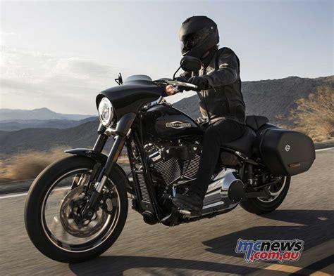 Harley Davidson Sport Glide Image by Harley Launch New Versatile Softail Sport Glide Mcnews