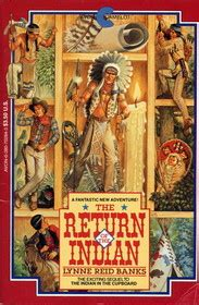 The Mystery Of The Cupboard by The Return Of The Indian Indian In The Cupboard Bk 2