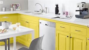 Peinture Spéciale Cuisine : quelle peinture pour r nover ma cuisine ~ Melissatoandfro.com Idées de Décoration