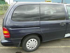 Sell Used 1998 Ford Windstar Cargo Van W   Slide Out Joey