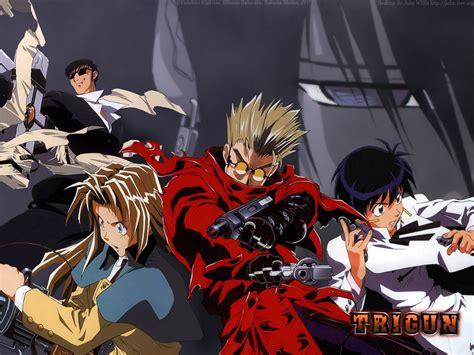 Assistir Anime Evil Or Live N 227 O Deixem De Assistir Trigun Nipop