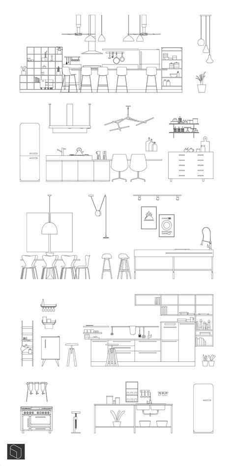 Kitchen Cad Blocks Elevation | Wow Blog