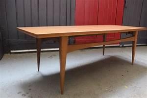 Table Basse Scandinave Vintage : table basse design scandinave vintage vintage by fabichka ~ Teatrodelosmanantiales.com Idées de Décoration