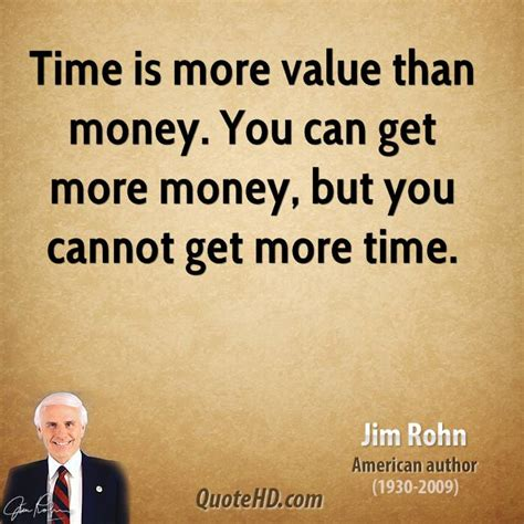 jim rohn time quotes quotehd